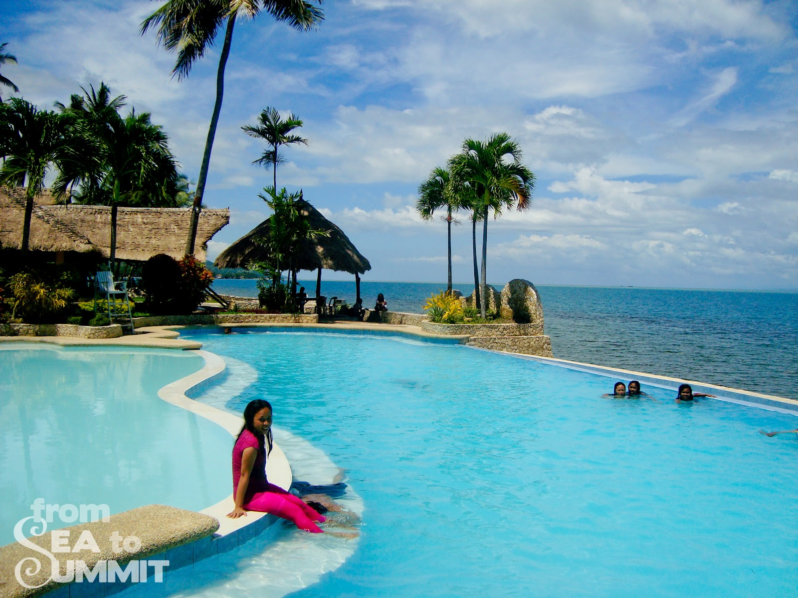 La Libertad Negros Lalimar Beach Resort From Sea To Summit