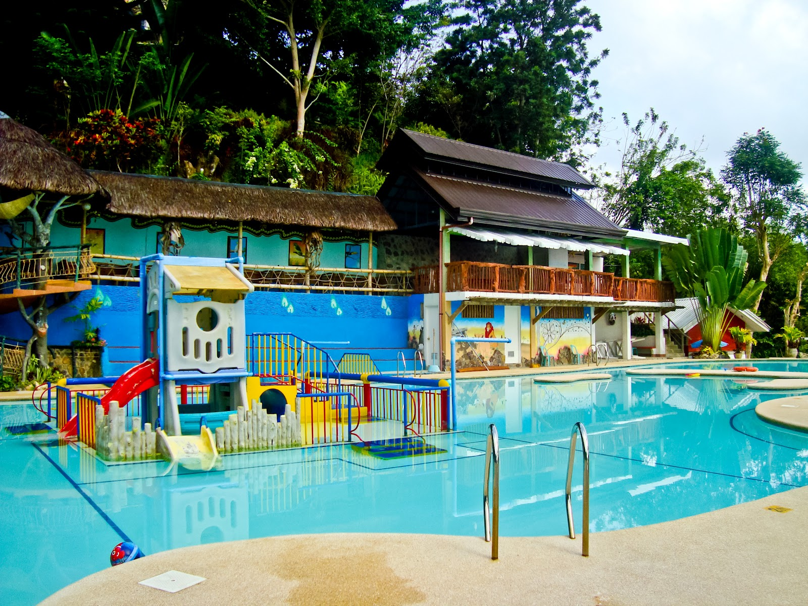 Busay cebu mountain view nature park from sea to summit for Pool garden mountain resort argao