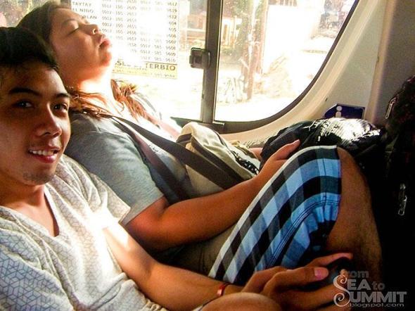 How to get to Sabang, Palawan