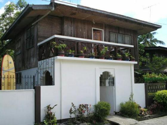 Mami surf haus, Lanuza, Surigao
