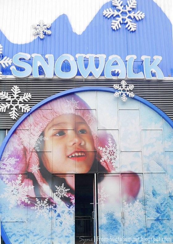 iCity SnoWalk, Malaysia