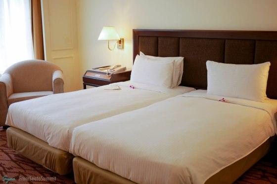 Hotel Istana Deluxe Room