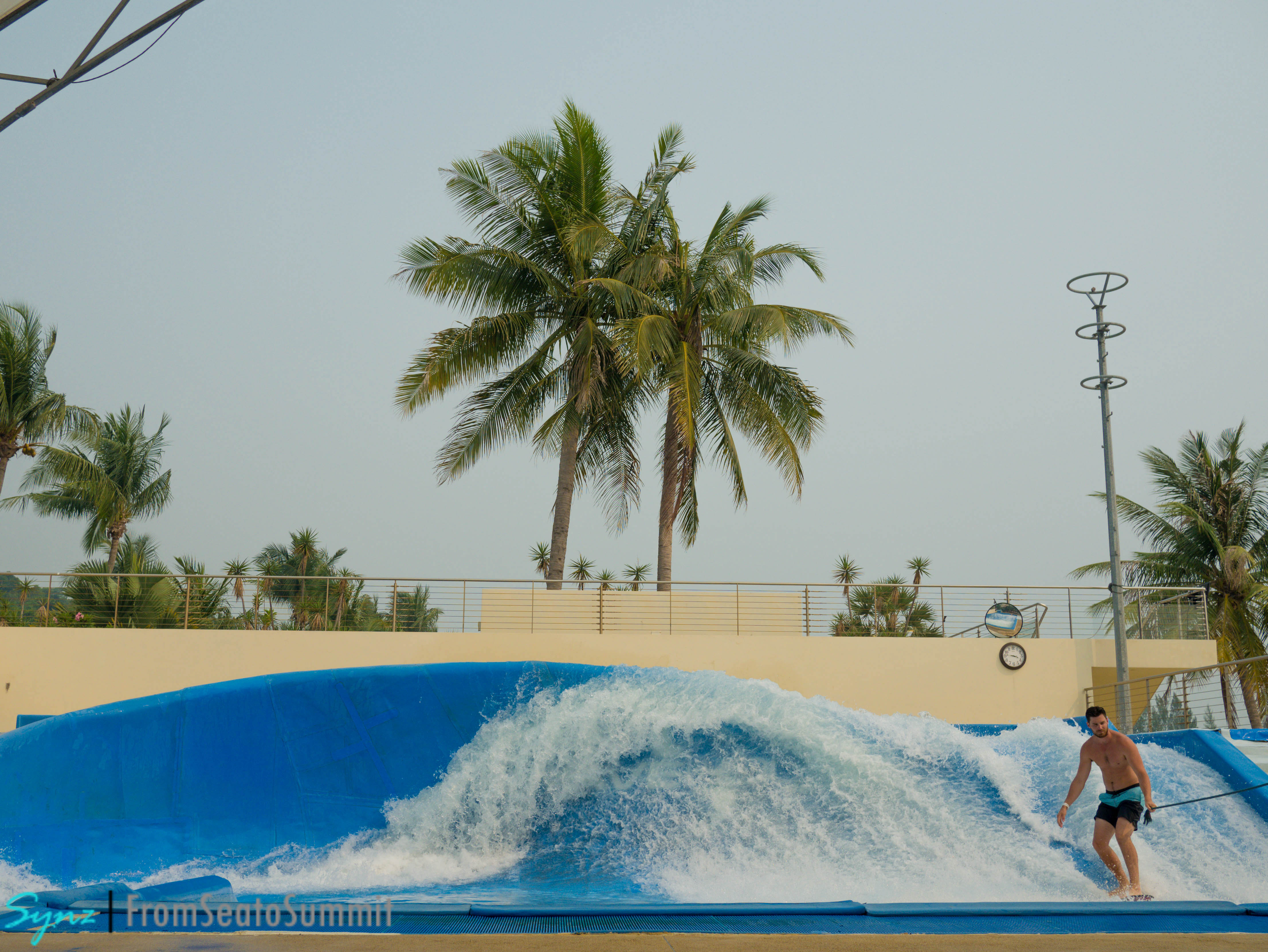 Stoked At Wave House Sentosa From Sea To Summit